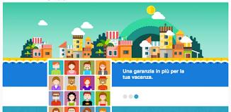 La homepage del nuovo sito Fondo Astoi