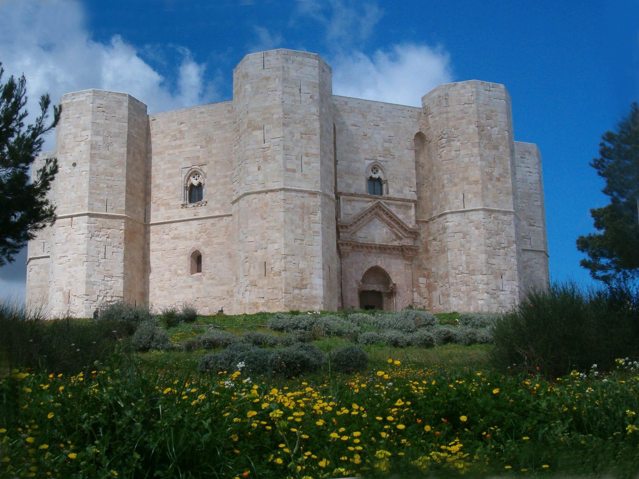 Castel Del Monte Andria, fonte: wikipedia