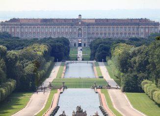 Il Parco della Reggia di Caserta, fonte: wikipedia