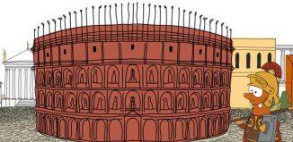Roma Gladiators Tour