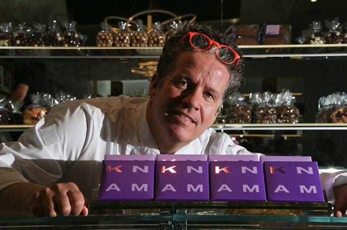 Ernst Knam al Salon du Chocolat