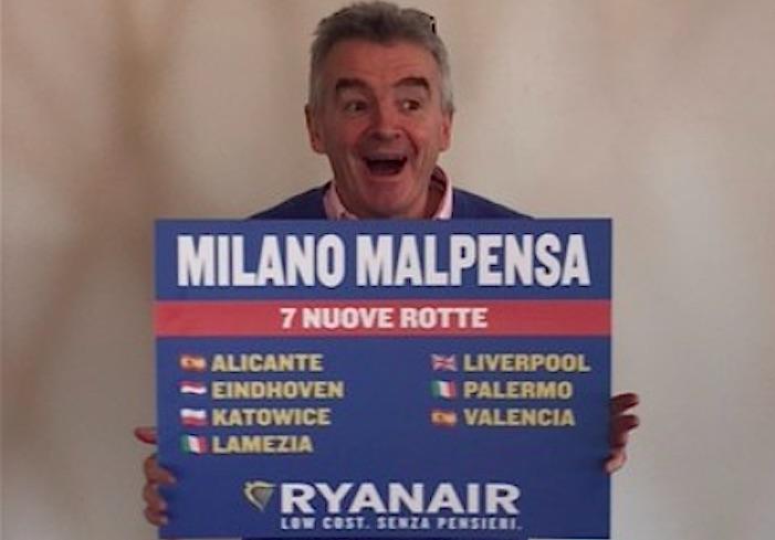 Alitalia, sindacati verso la proclamazione dello sciopero. Ryanair: cooperi con noi