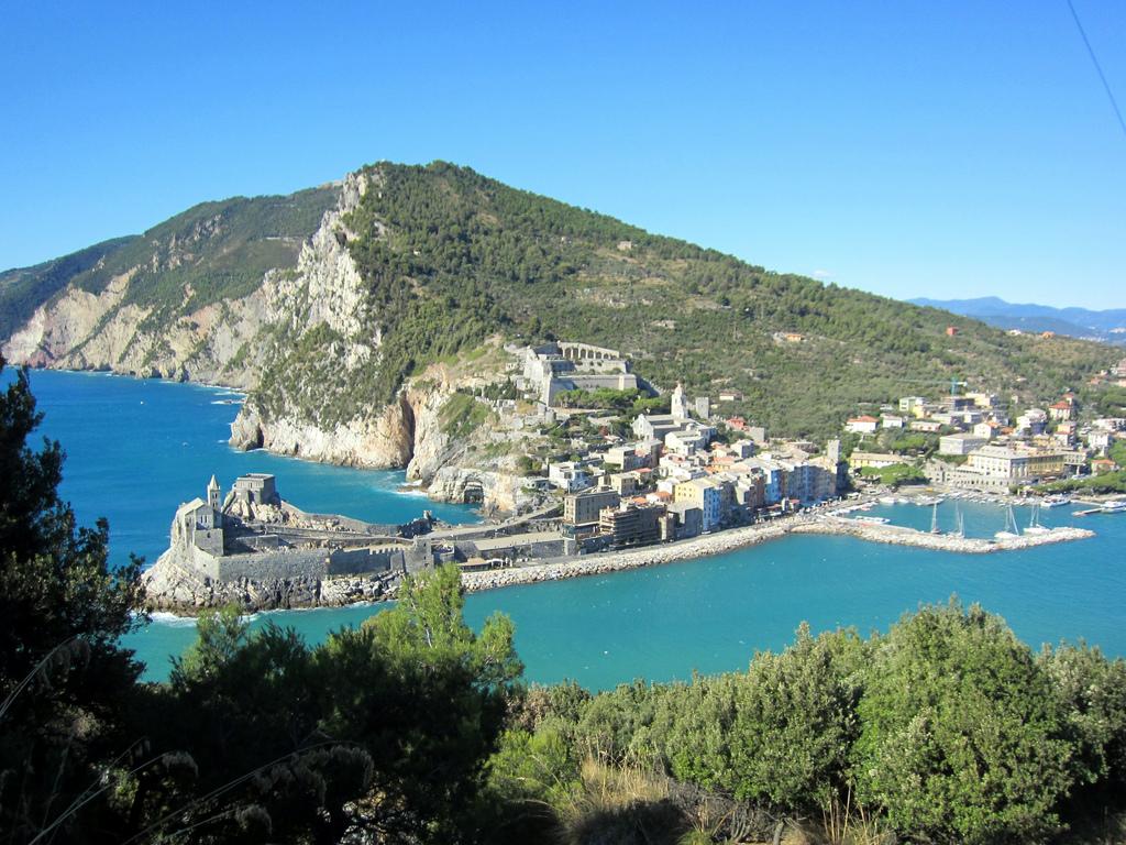 Porto Venere Cinque terre fonte: wikipedia