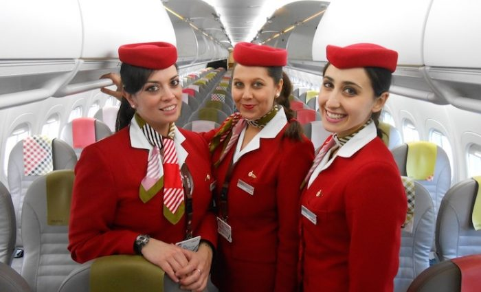 Hostess Volotea