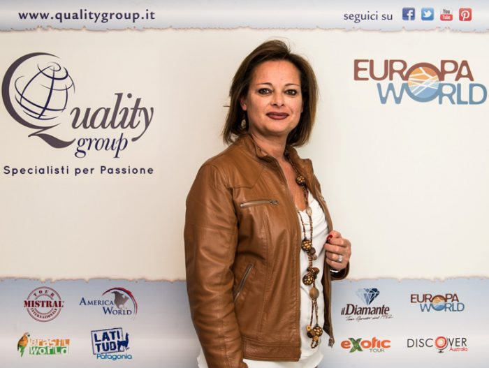Daniela Fecchio pm Europa World