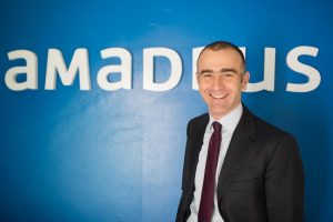 Geronimo Pirro Direttore Marketing Amadeus Italia