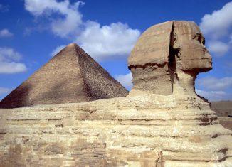 La Sfinge, Egitto