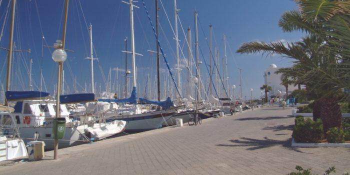 Monastir, Marina