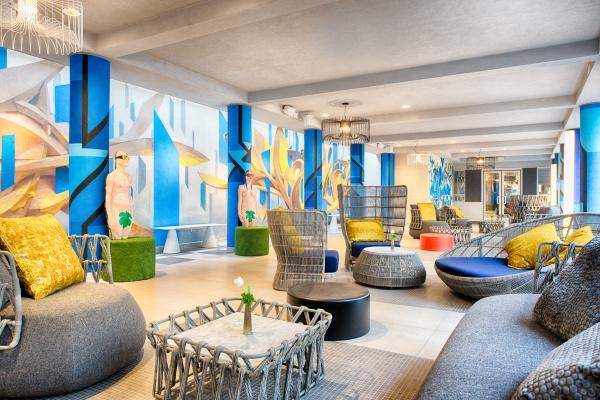 Ecco com 39 il nuovo nyx hotel di milano l 39 hotel della for Design hotel milano
