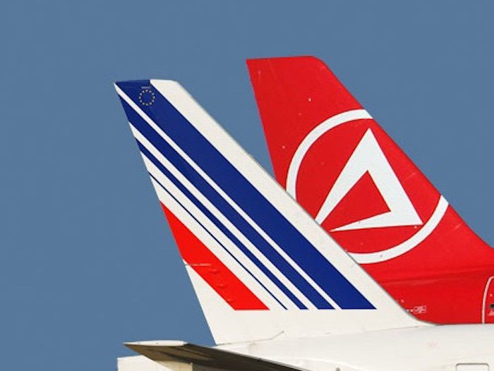 Air France, code share on Atlasglobal