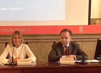 Presentazione Bit 2017: Roberta Guaineri e Roberto Rettani