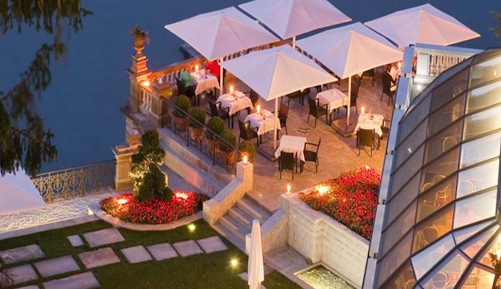 Enrico derflingher un superchef al castadiva resort spa webitmag web in travel magazine - Casta diva resort ...