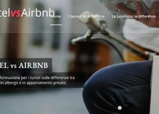 Il sito hotelvsairbnb.it