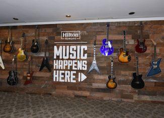 Hilton lancia il programma Music Happens Here