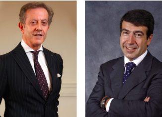 Gaetano Torino e Lorenzo Vivalda