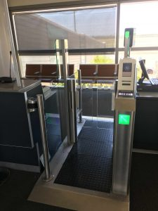 Imbarco con Sita Smart Path all'Aeroporto di Brisbane