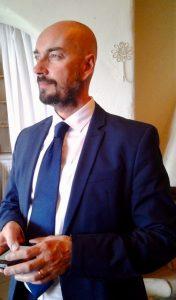 Ferruccio Tirone, managing Director di Controvento