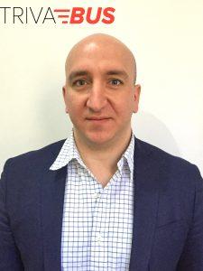 Vito Mirko Greco, Ceo e Founder Trivabus