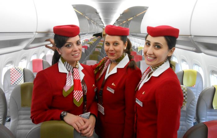 Assistenti di volo Volotea