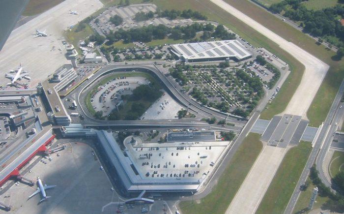 L'aeroporto di Berlino Tegel. Foto: Wikipedia