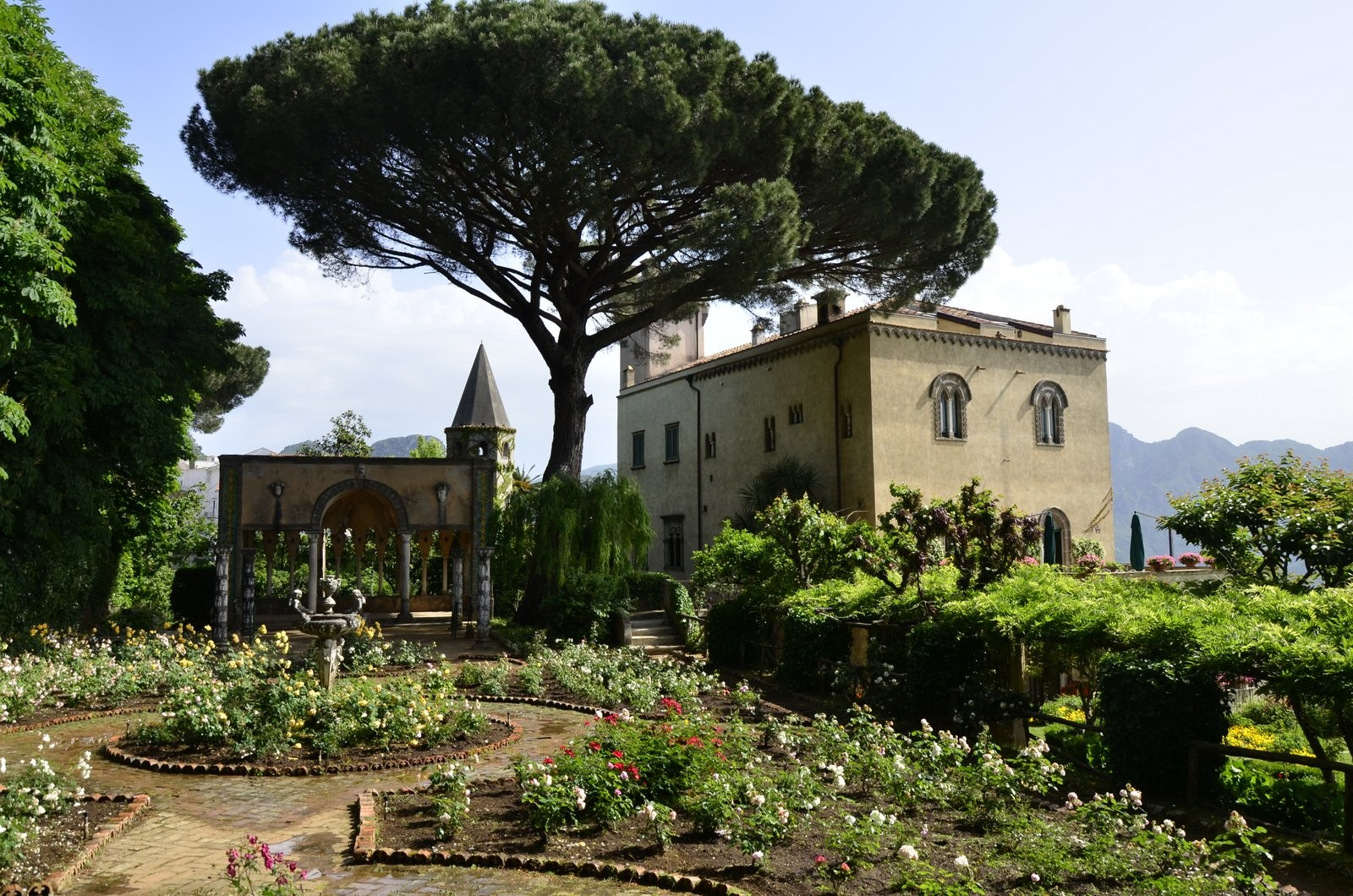 Villa Cimbrone a Ravello (Campania)