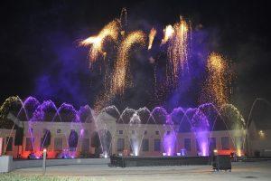 DeltaPo spettacolo inaugurazione