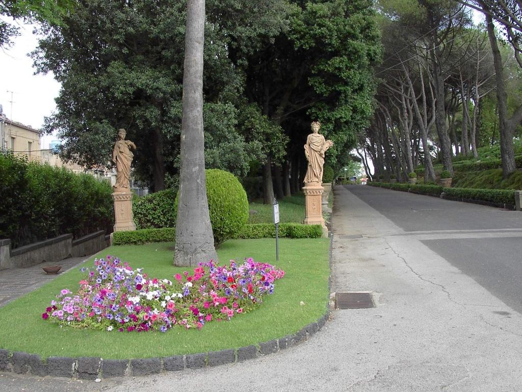 Giardino Comunale di Caltagirone (Catania)