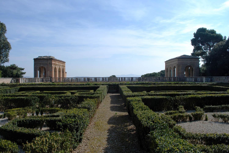 Villa Imperiale a Pesaro (Marche)