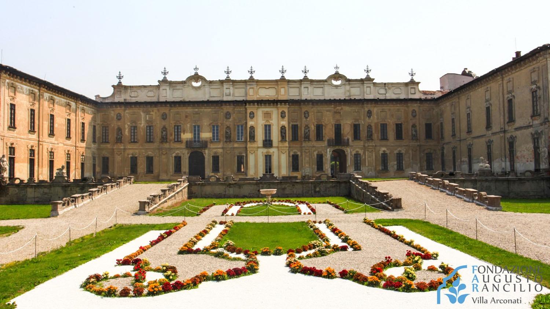 Villa Arconati a Castellazzo di Bollate (Lombardia)