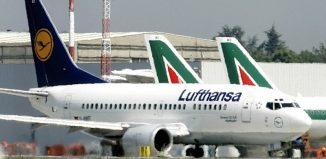 Lufthansa e Alitalia