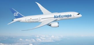 Il B 767 Dreamliner di Air Europa
