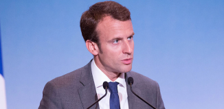 Emmanuel Macron. Foto Wikipedia