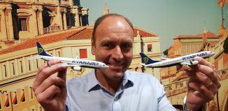 Ryanair, voli in connessione