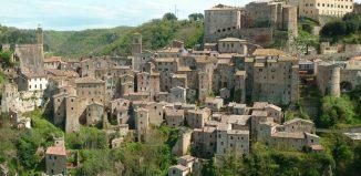 Toscana borghi