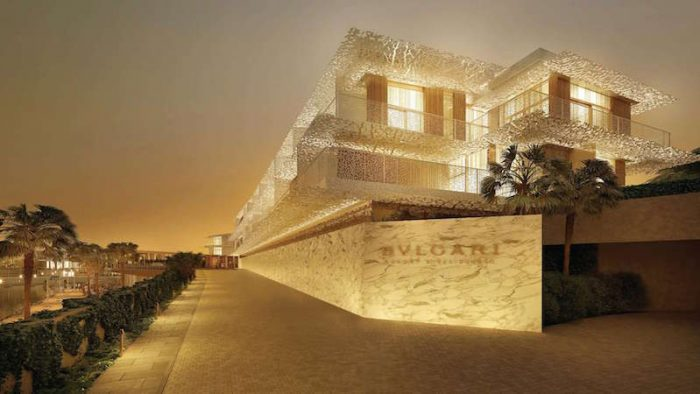 Bulgari Hotel Dubai