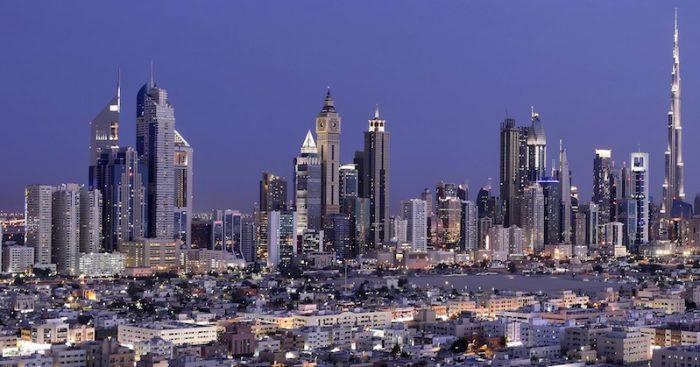 La Skyline di Dubai
