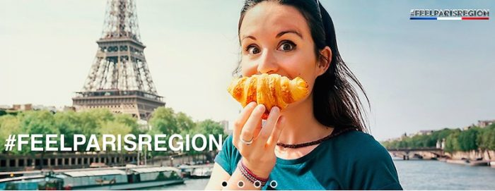 #feelparisregion,