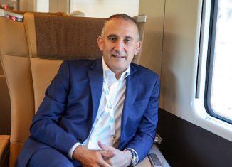 Renato Mazzoncini, CEO delle Ferrovie dello Stato Italiane