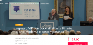 Musement, partnership con Finarte