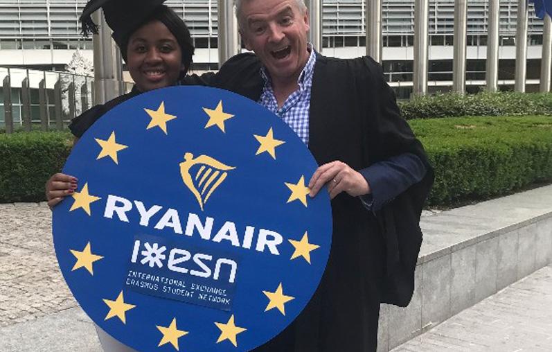 Ryanair annuncia 8 nuove rotte da Treviso