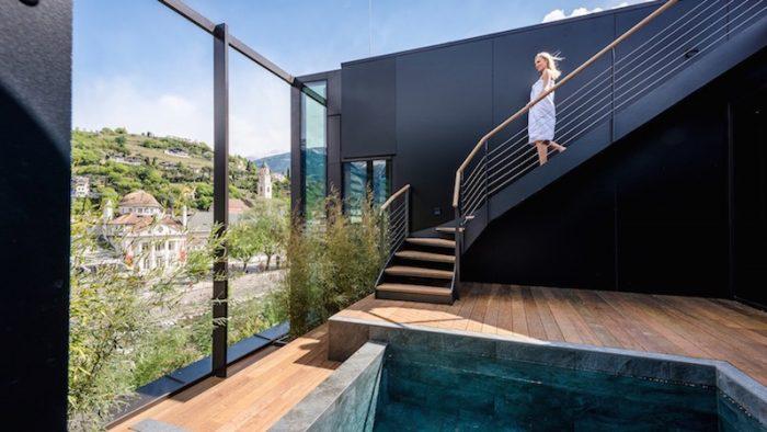Sky Spa Hotel Terme Merano