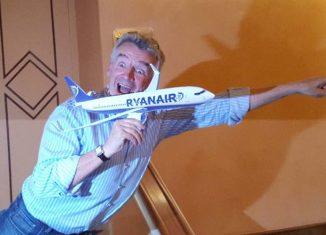 Ryanair record