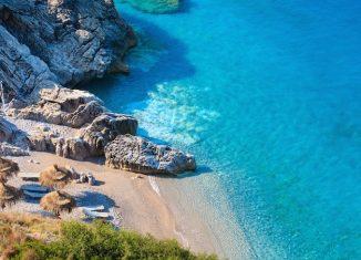 La costa albanese
