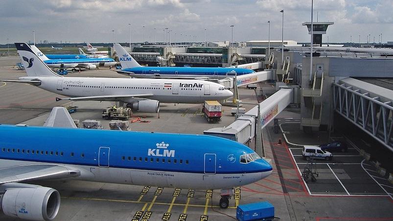 Aeroporto Amsterdam : Aeroporto amsterdam controlli separati per bagagli light