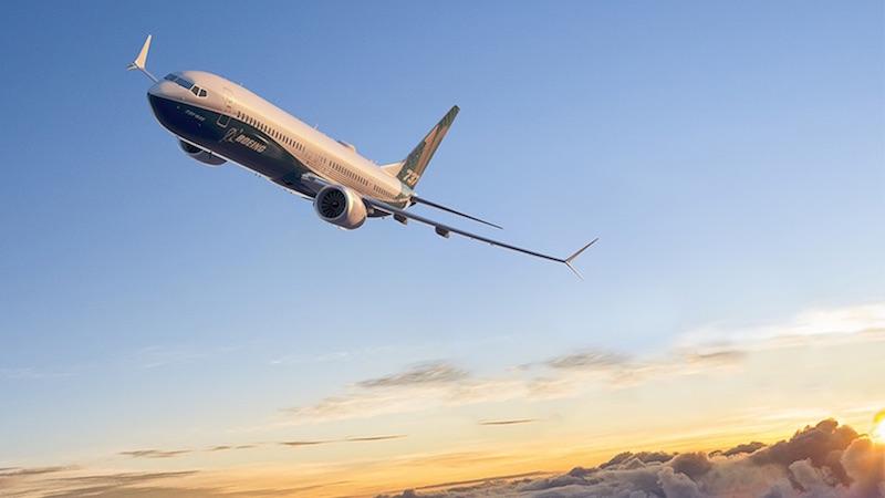 Salone di Parigi, grande successo per il B 737 Max