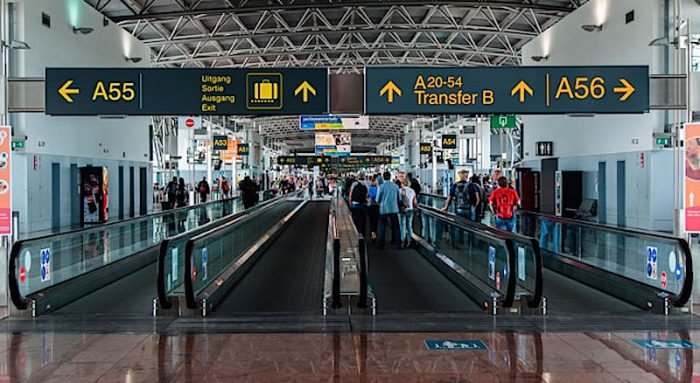 Aeroporto di Bruxelles
