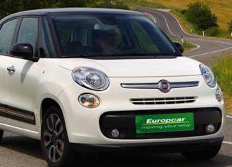 Tra le auto più noleggiate in Italia, la Fiat 500L