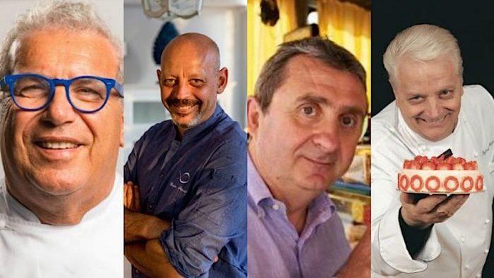 Alcune celebrità presenti a Gourmet Food Festival