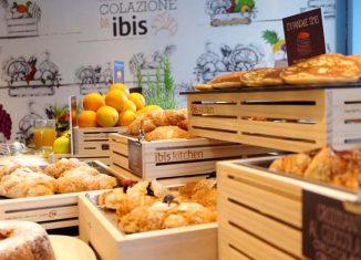 ibis colazione come al mercato