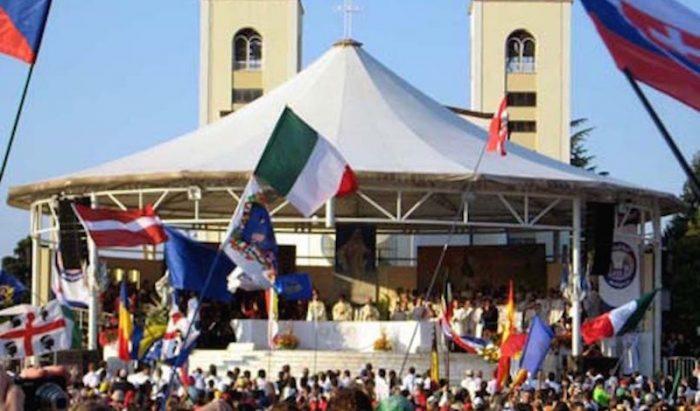 Festival Internazionale dei Giovani a Medjugorie